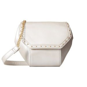 Hobo white jazz crossbody NWT